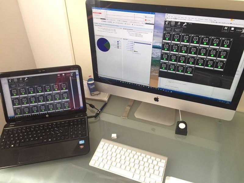 Test nuevas tecnologías K-Sport