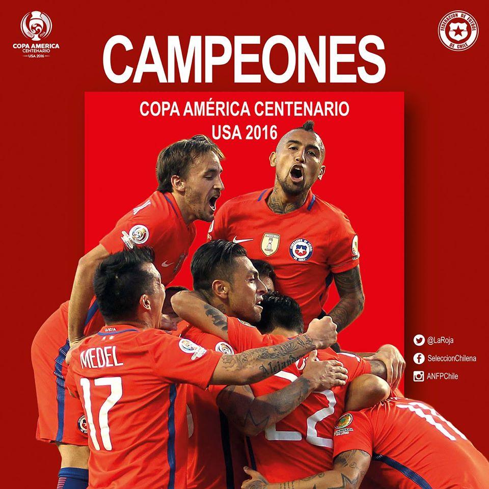 Chile Campeón con K-Sport
